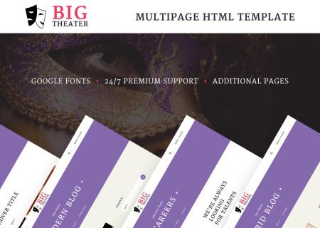 Theater  HTML