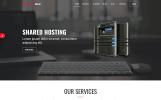Domain név regisztrátor  Weboldal sablon