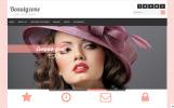 EBay шаблон №64436 на тему женская мода