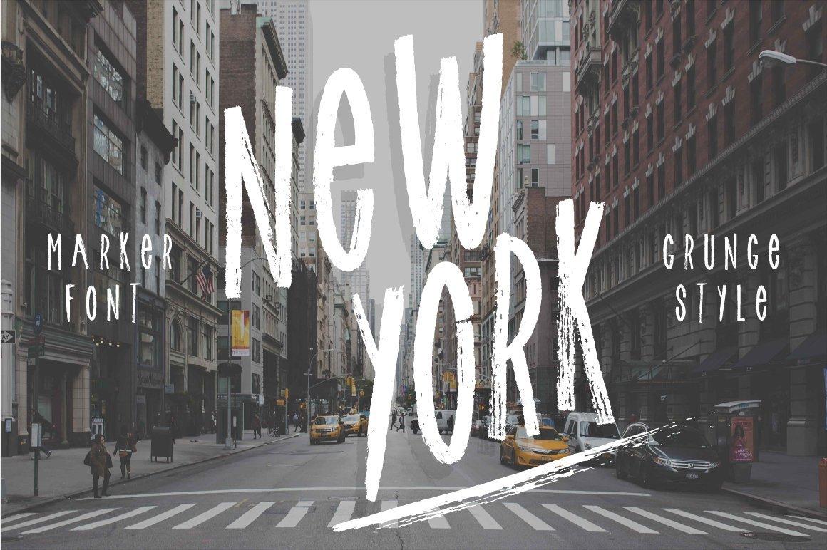 """Fuente """"New York font!"""" #64454 - captura de pantalla"""