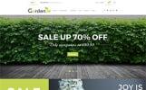 Garden - шаблон WooCommerce интернет-магазина садового инвентаря