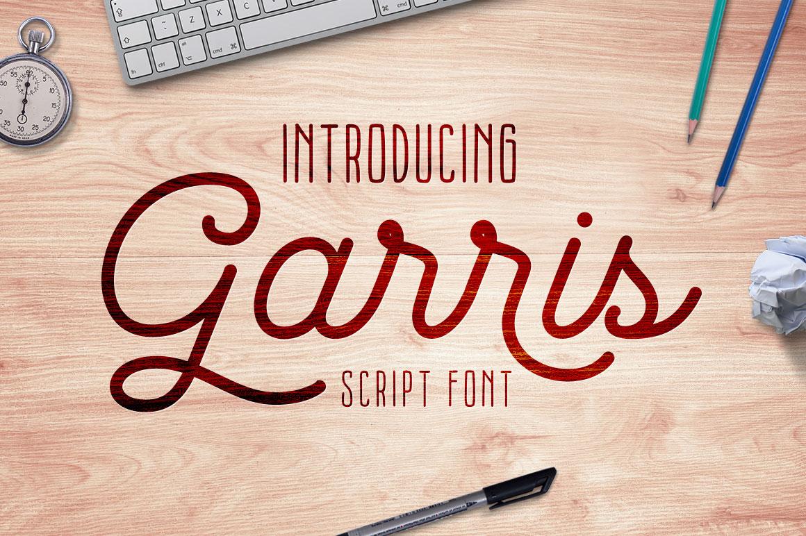 Garris Font