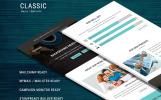 Newsletter Vorlage für E-Mail Services