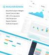 Responsive Admin Template over Zakelijke diensten New Screenshots BIG