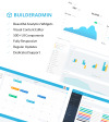 Responzivní Administrativí šablona na téma Obchodní služby New Screenshots BIG