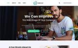 Reszponzív SEOMarket - SEO & Marketing Agency Weboldal sablon