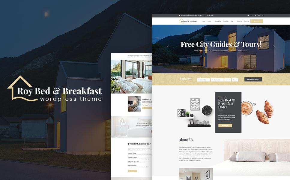 Best Bed And Breakfast WordPress Websites