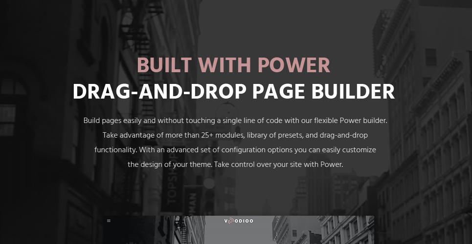 Voodioo - Videographer Responsive WordPress Theme WordPress Theme