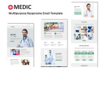 Newsletter Templates #64539 | TemplateDigitale.com