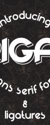 Arigato Font New Screenshots BIG
