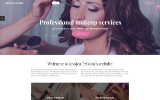 Beauty Responsive Joomla Template