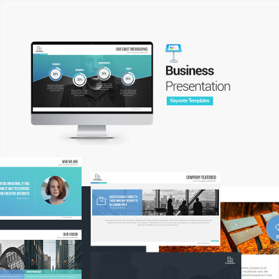 Business services keynote templates templatemonster cheaphphosting Choice Image