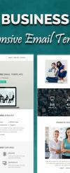 Business - Responsive Newsletter Template Newsletter Template New Screenshots BIG
