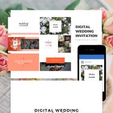 Internet banking powerpoint templates template monster digital wedding invitation wedding invitation wedding gift slideshare email template toneelgroepblik Gallery