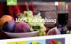 Flavours - Fruit Store Responsive Shopify Theme Big Screenshot