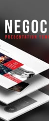 Negocio Presentation Template PowerPoint Template New Screenshots BIG