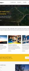 Production Pro WordPress Theme New Screenshots BIG