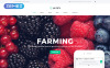 Responsive Joomla Vorlage für Farm  New Screenshots BIG