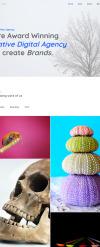 Reszponzív Gyermekmentő alapítvány  Weboldal sablon New Screenshots BIG