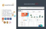 Reszponzív Szoftverfejlesztő cégek  Admin sablon