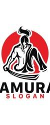 Samurai Logo Template New Screenshots BIG