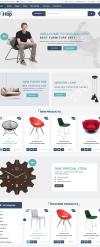 Bootstrap PSD-mall för modebutik New Screenshots BIG