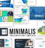 PowerPoint Template  #64631