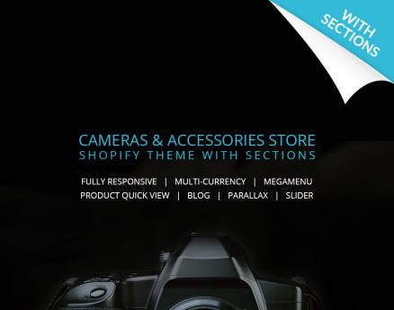 Electronics Shopify Theme