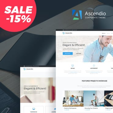 Preview image of Ascendio - Business & Corporate