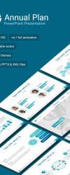 Annual - Plan PowerPoint Template New Screenshots BIG
