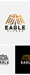 Eagle Logo Template New Screenshots BIG