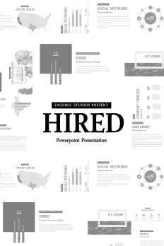 photography powerpoint templates | templatemonster, Modern powerpoint