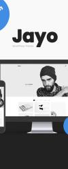 Jayo - A Freelancers & Agencies Theme WordPress Theme New Screenshots BIG