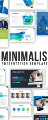 Minimalis Powerpoint Template PowerPoint Template New Screenshots BIG