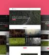Videósok témakörű  Weblium Website Concept New Screenshots BIG