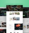 Weblium Website Concept #64675 na temat: restauracja wegetariańska New Screenshots BIG