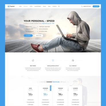 Купить  пофессиональные Bootstrap и html шаблоны. Купить шаблон #64705 и создать сайт.