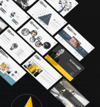 PowerPoint Template  #64718