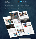 Newsletter Templates #64733 | TemplateDigitale.com