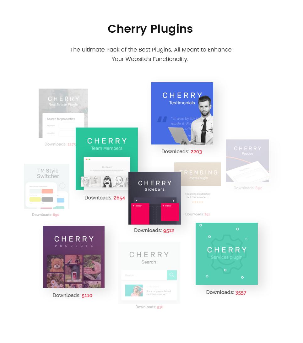 Website Design Template 64763 - buisness power testimonials blogging landing education books startap company