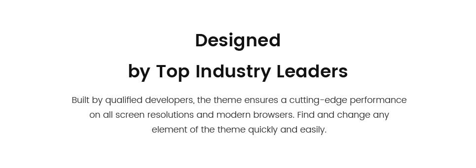 Website Design Template 64763 - company