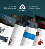 WordPress Themes #64765 | TemplateDigitale.com