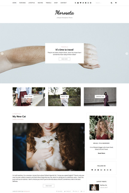 Website template 64788