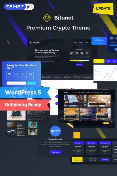 Consulting Responsive WordPress Teması