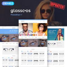 f3d9c2f9314 Glasscos Bootstrap PrestaShop Template  64764