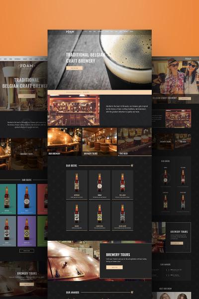 Spanish Restaurant Kant-en-klare Website