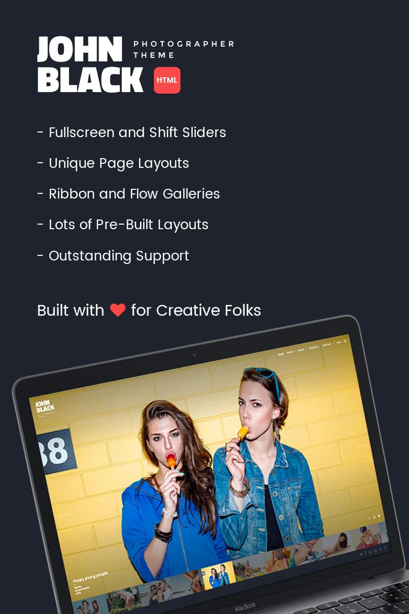Model Agency Website Templates