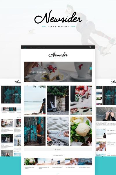 Tema WordPress Flexível para Sites de Arquitetura №64701 #64701