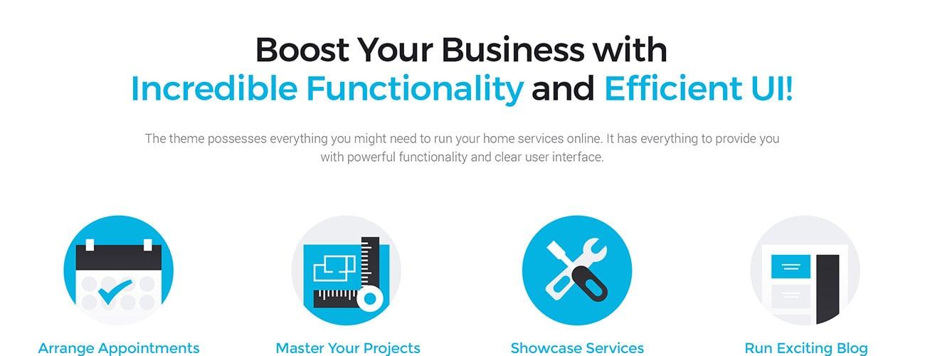 Forceair - Air Conditioner Services WordPress Theme