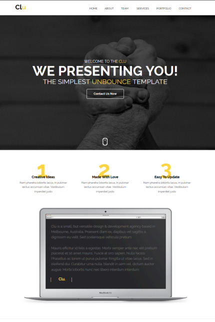 Website template 64817